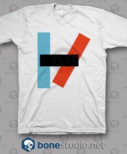 Logo Ot Twenty One Pilots Band T Shirt