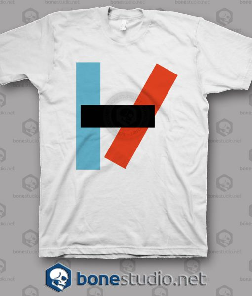 Logo Ot Twenty One Pilots Band T Shirt