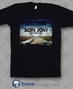 Lost Highway Bon Jovi Band T Shirt