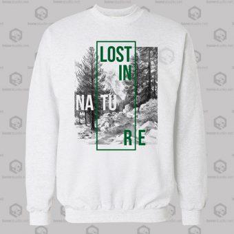 Lost In Nature Sweatshirt