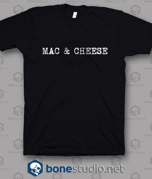 Mac & Cheese T Shirt