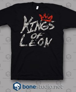 Mad Kings Of Leon Band T Shirt