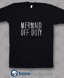 Mermaid Off Duty T Shirt