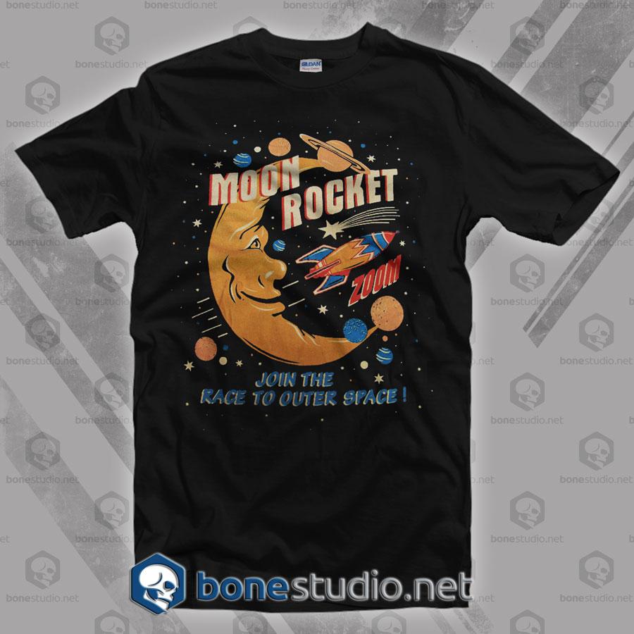 Moon Rocket Vintage
