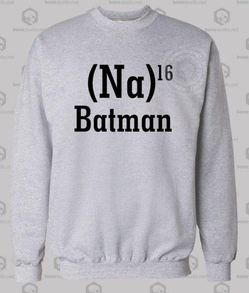 Na 16 Batman Sweatshirt