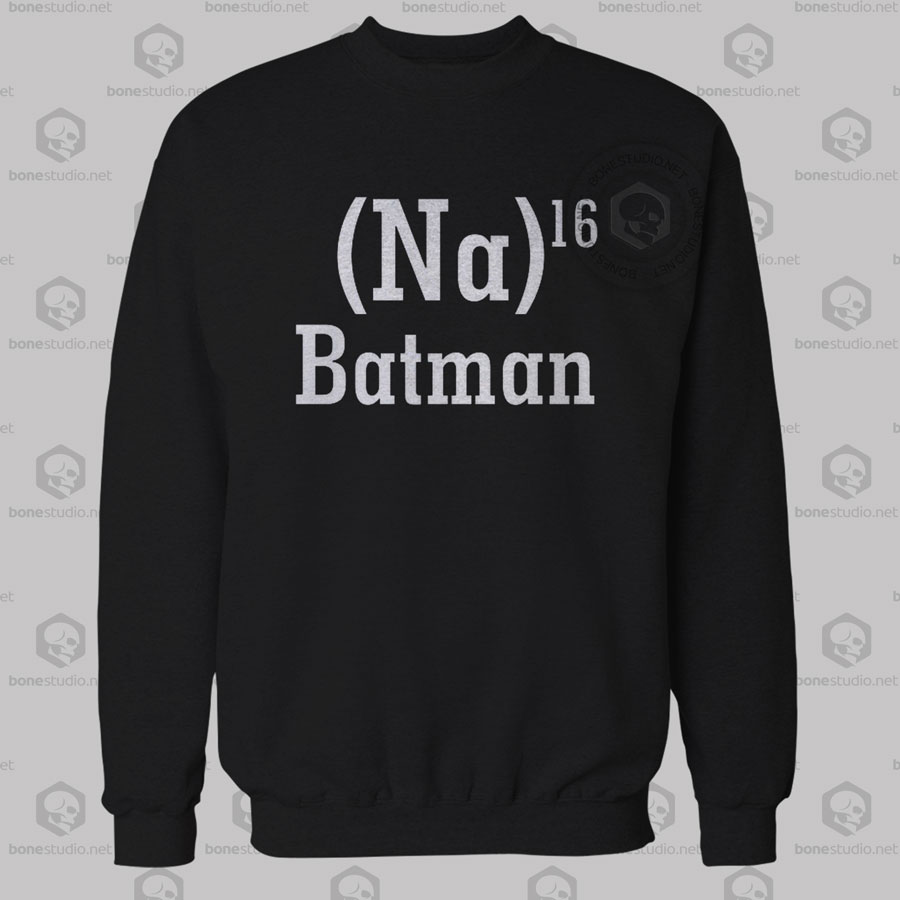 Na 16 Batman Sweatshirt