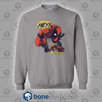 Nice Shirt Sweatshirt