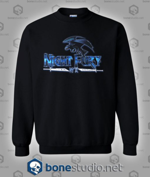 Night Fury Nfx Sweatshirt
