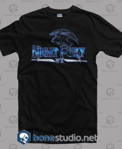 Night Fury Nfx T Shirt