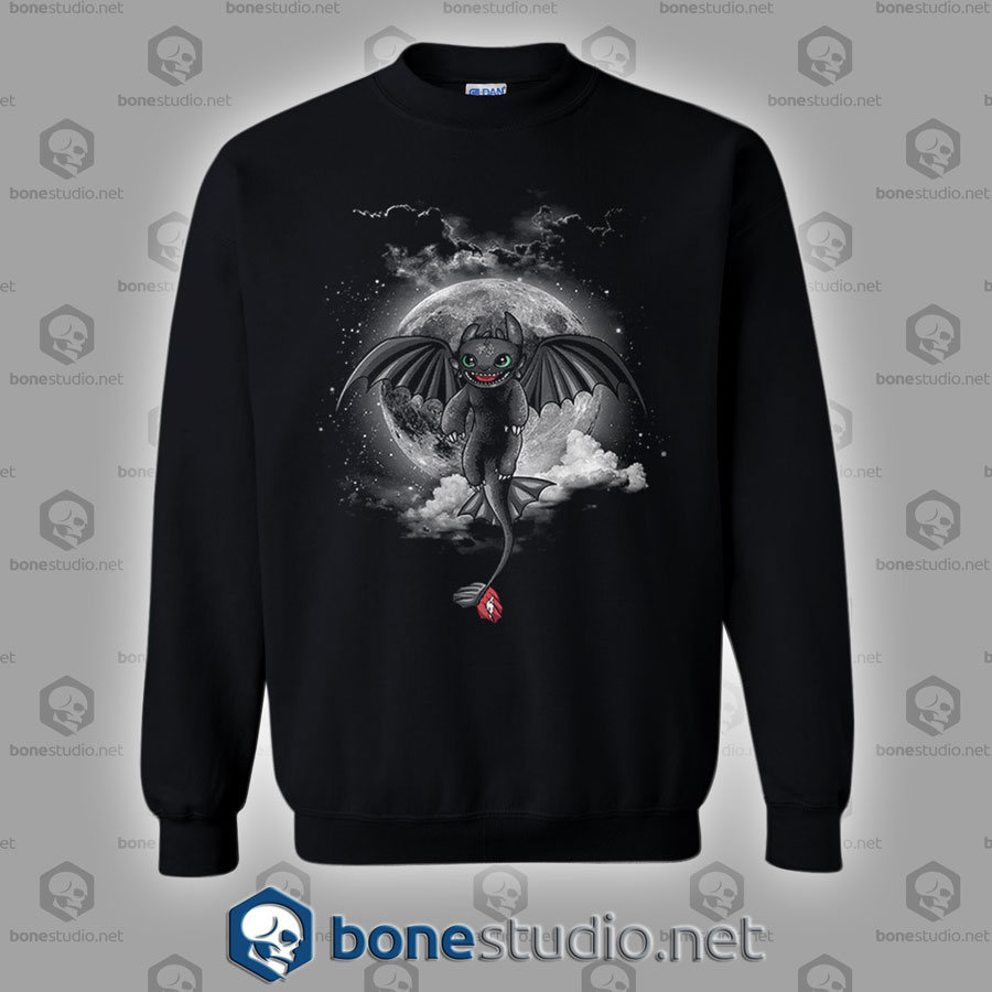 Night Fury Sweatshirt