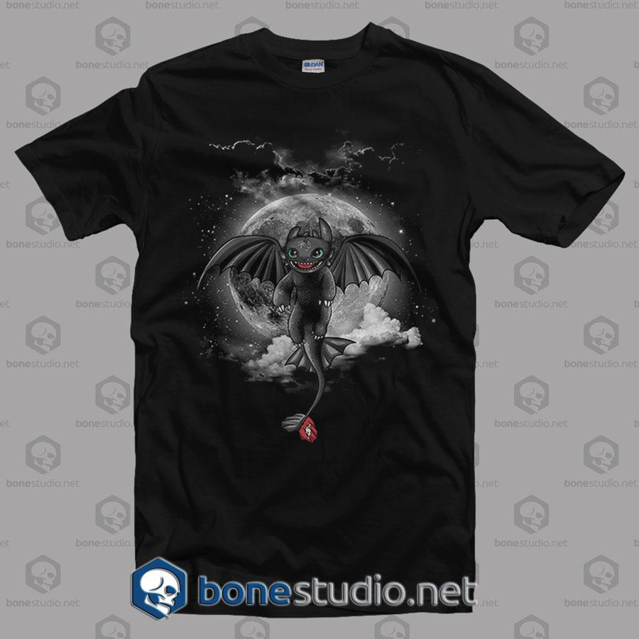 Night Fury T Shirt