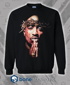 Tupac No Mercy Sweatshirt