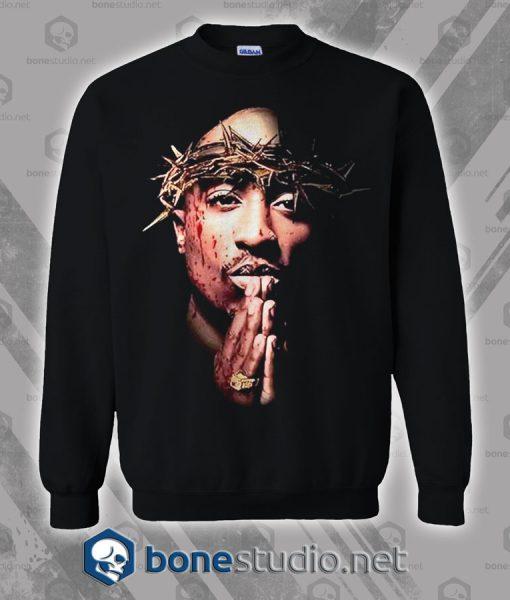 Tupac No Mercy Sweatshirt