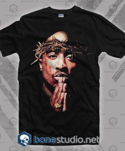 Tupac No Mercy T Shirt