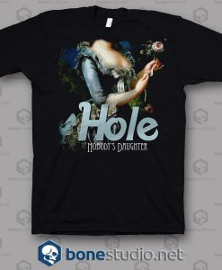 Nobody's Daughter Hole Band T Shirt