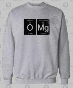 Omg Science Sweatshirt