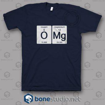 Omg Science T Shirt