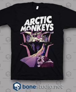 Poster Arctic Monkeys Band T Shirt