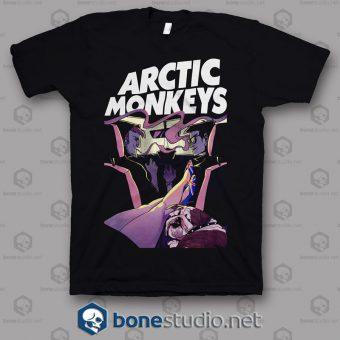 Poster Arctic Monkeys Band T Shirt