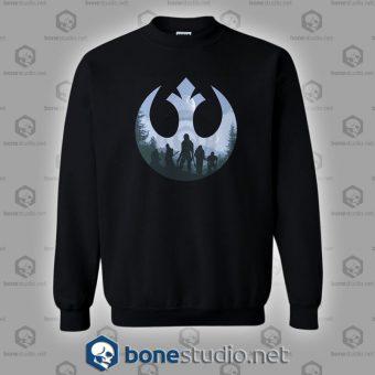 Rogue Rebel Star Wars Sweatshirt