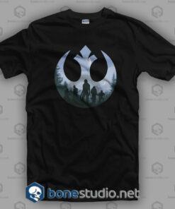Rogue Rebel Star Wars T Shirt