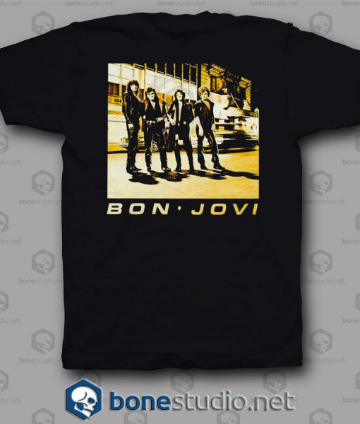 Run Away Bon Jovi Band T Shirt