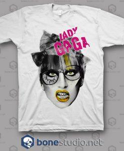 Series Artpop 3 Lady Gaga Band T Shirt