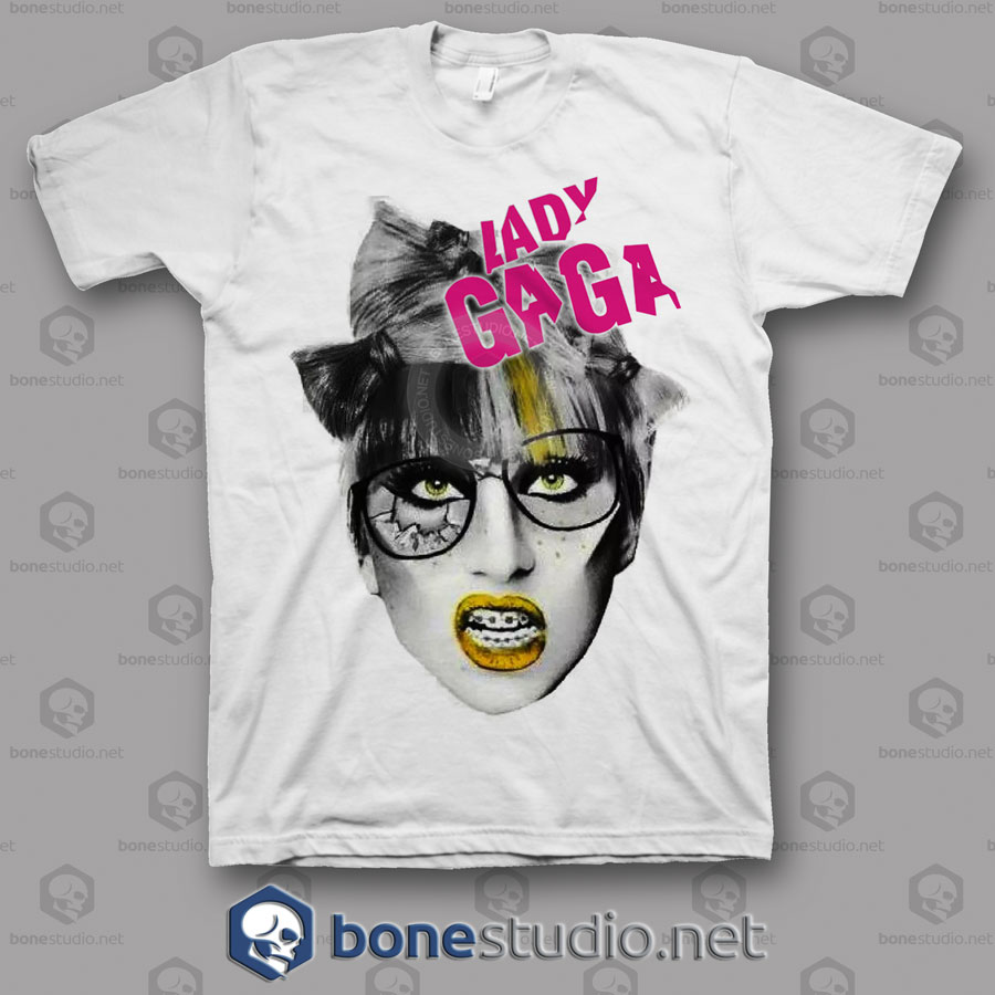 Series Artpop 3 Lady Gaga Band T Shirt