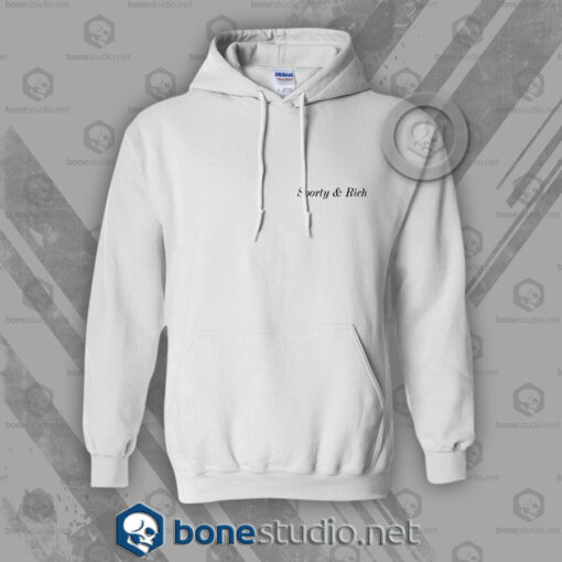 Sporty And Rich Hoodies