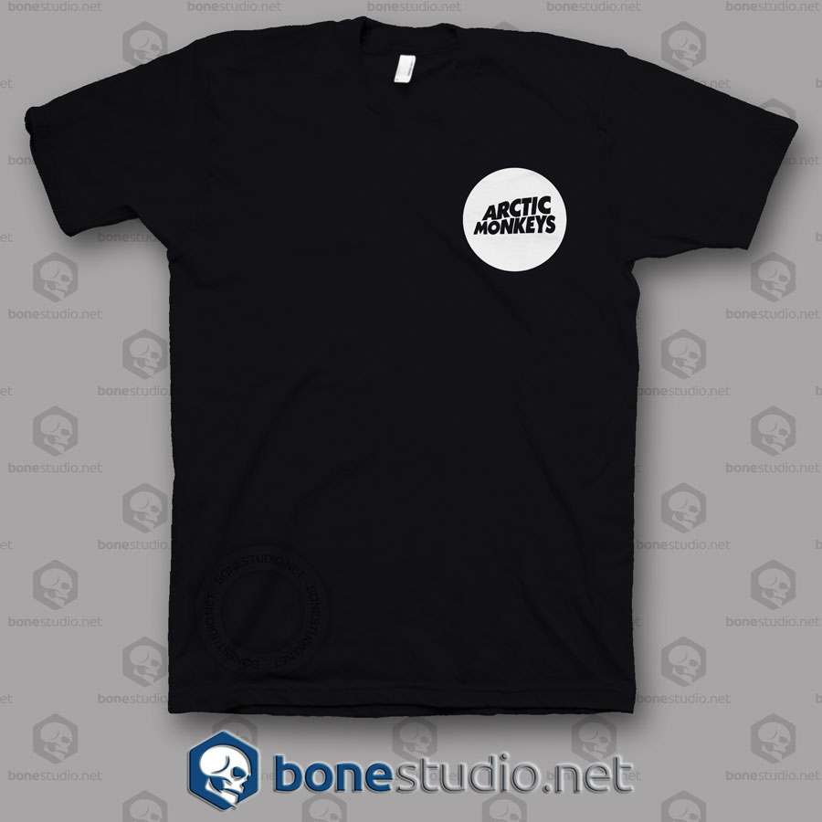 Suck It And See backpatch Style Arctic Monkeys Band T Shirt