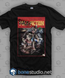 Suicide Squad Pulp Fiction Style T Shirt