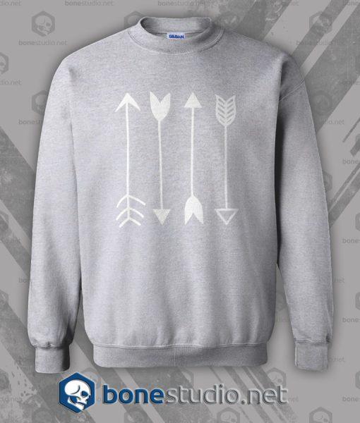 Cupshe Say Yes to the Arrow Sweatshirt