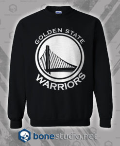 Warriors Crop Sweatshirt