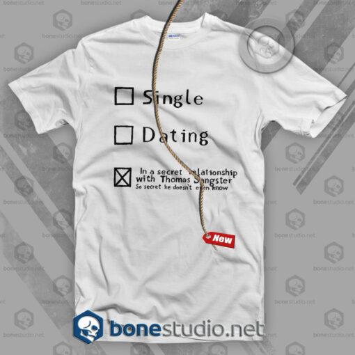 Thomas Brodie Sangster Single T Shirt