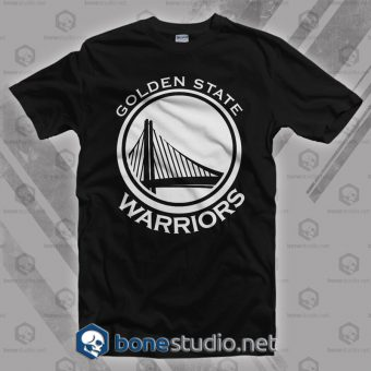 Warriors Crop T Shirt