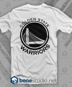 Warriors Crop T Shirt