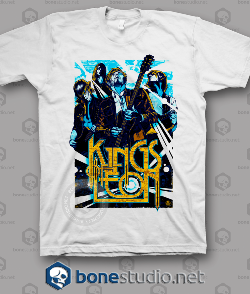 The Still 220309 Kings Of Leon Band T Shirt