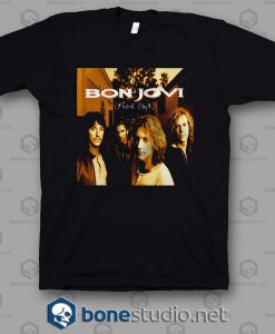These Days Bon Jovi Band T Shirt