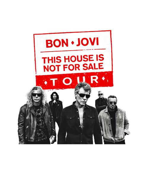 This House Is Bon Jovi Band T Shirt