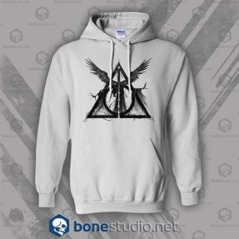 Three Brothers Tale Harry Potter Style Hoodies