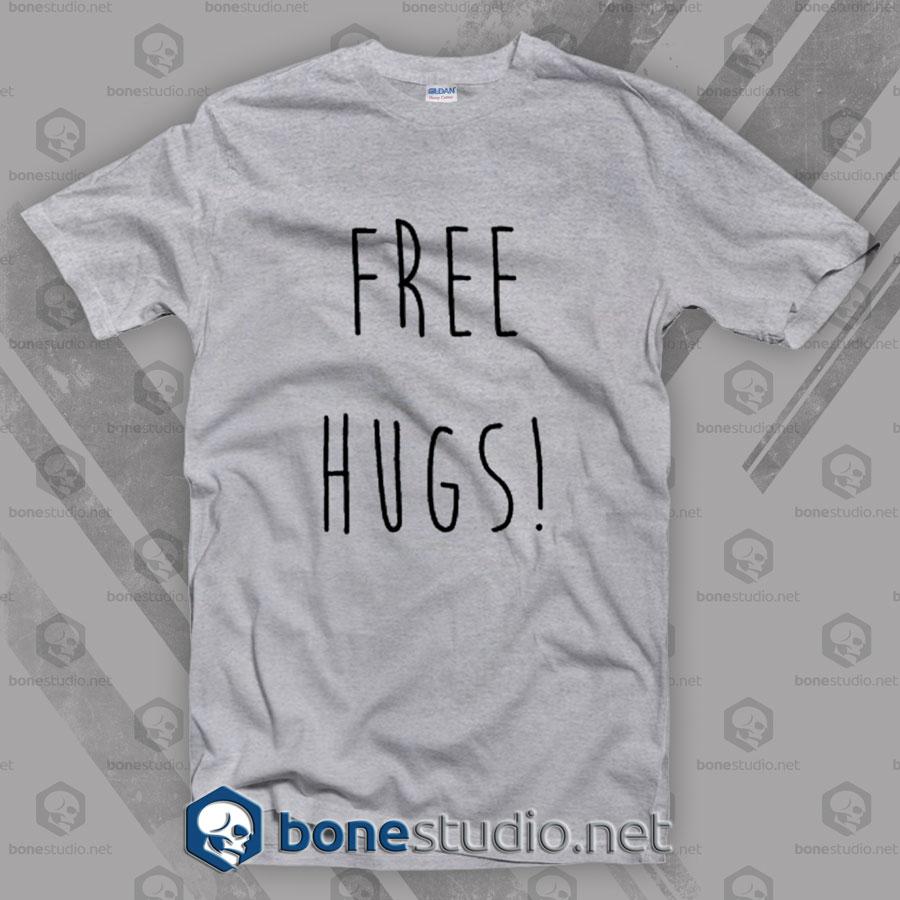 Free Hugs T Shirt