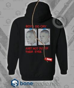 Boys Do Cry Hoodies