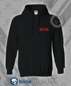 Boys Do Cry Hoodies