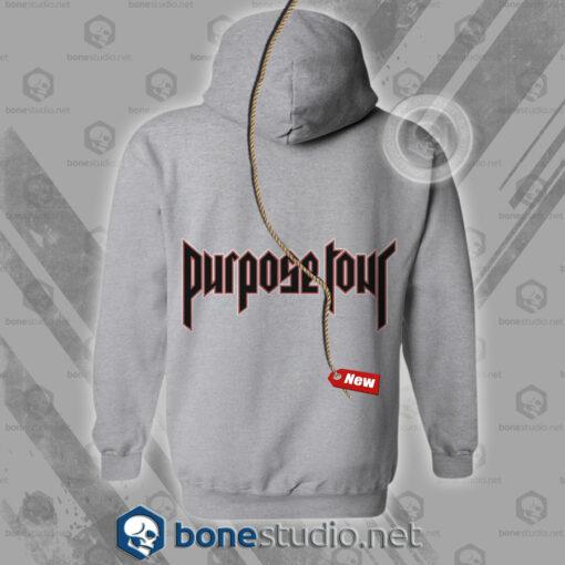 Purpose Tour Justin Bieber Hoodies