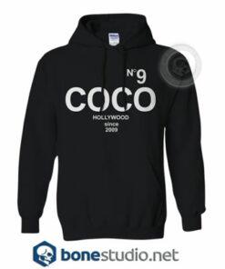 Coco No 9 Hoodies