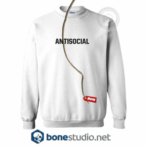 Anti Social Sweatshirt