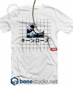 Japanese Wave T Shirt
