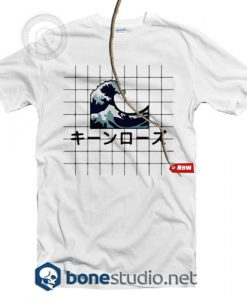 Japanese Wave T Shirt