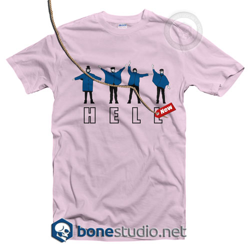 HELL The Beatles T Shirt