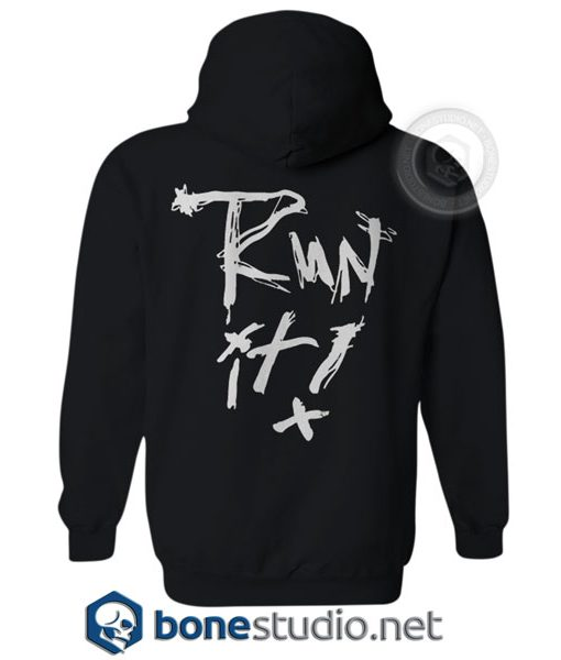 Run It Hoodies